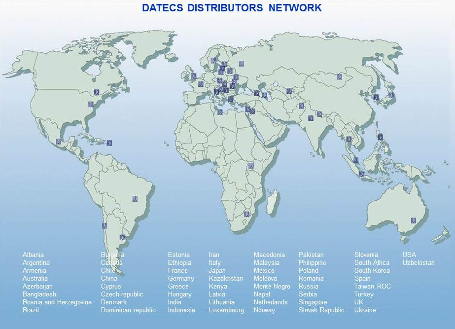 Datecs distributors